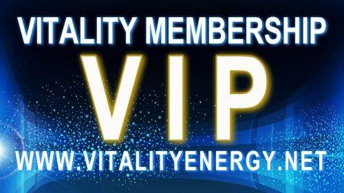 Vitlity Membership VIP - Iscriviti